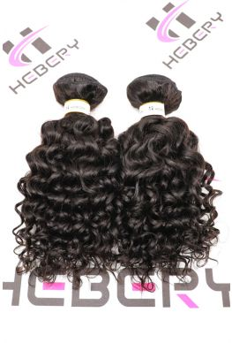 Brazilian Virgin wet wave Hair Weave 3 Bundles--hw06