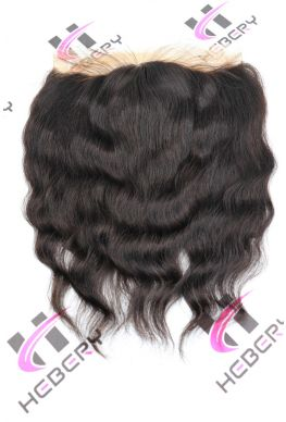 360 lace frontal Brazilian Virgin Natural wave--hh01