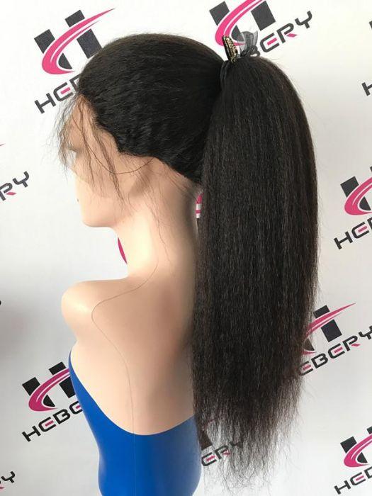 best kinky straight hair for black women